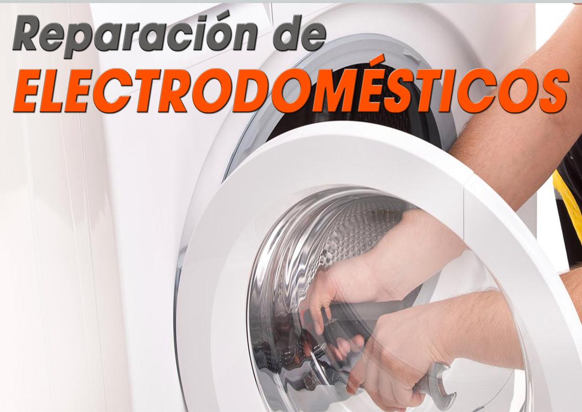 REPARACIÓN DE ELECTRODOMÉSTICOS - LAVADO